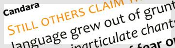 Clear Type fonty z Windows Vista ke stažení